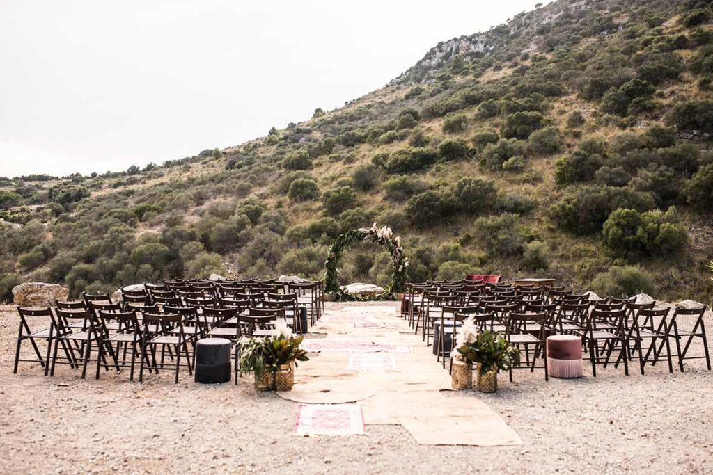 """ALT""Mallorca wedding photographer ceremony chairs"