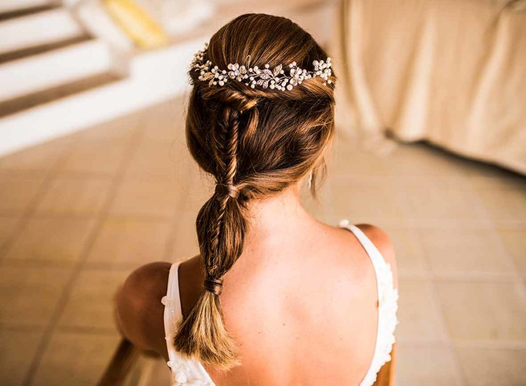 """ALT""Mallorca wedding photographer hair"