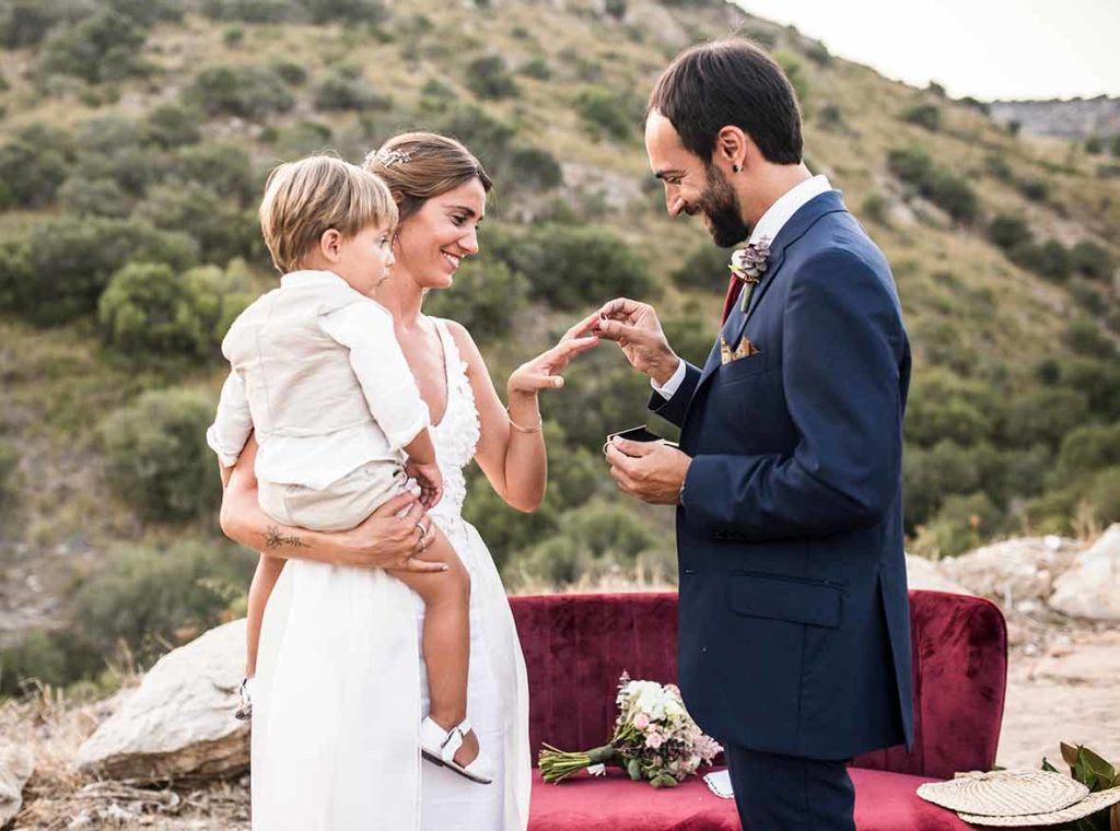 """ALT""Mallorca wedding photographer ring moment"