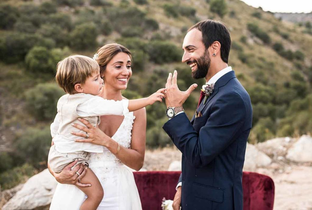 """ALT""Mallorca wedding photographer funny ring moment"