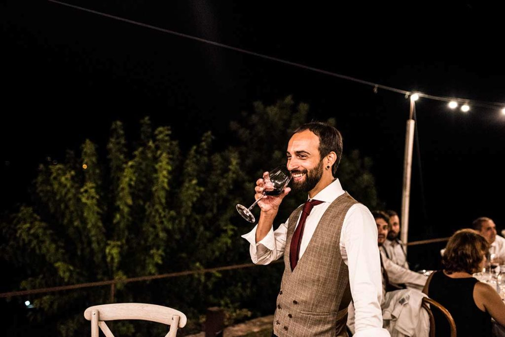 """ALT""Mallorca wedding photographer happy groom"