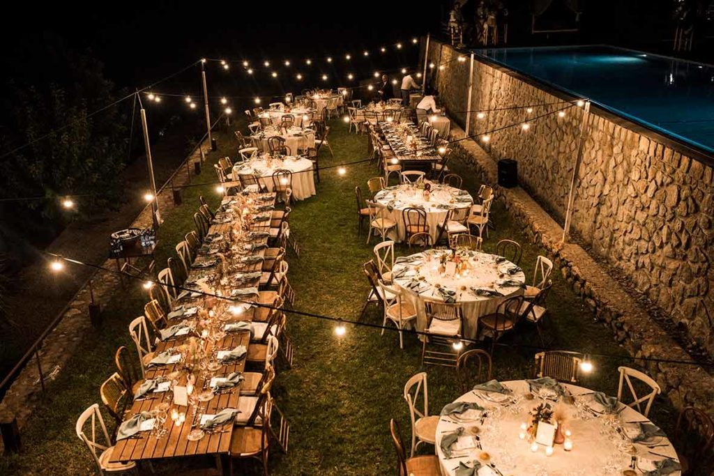 """ALT""Mallorca wedding photographer tables"