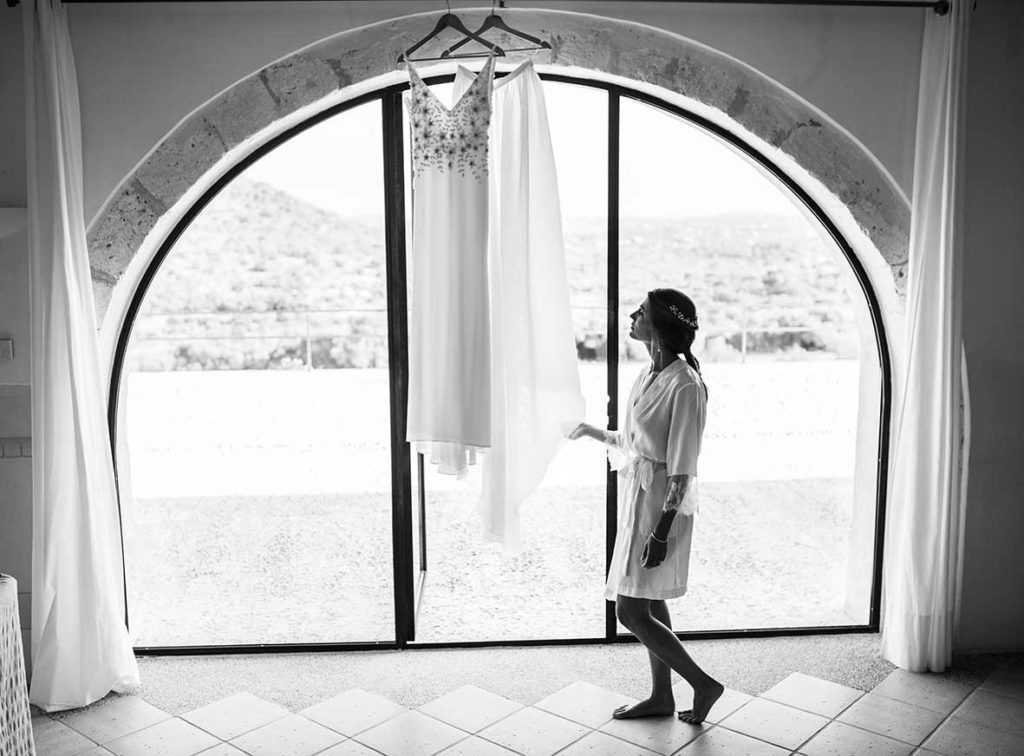 """ALT""Mallorca wedding photographer dress"