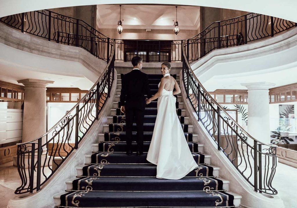 """ALT""Mallorca weddings photographer stairs"