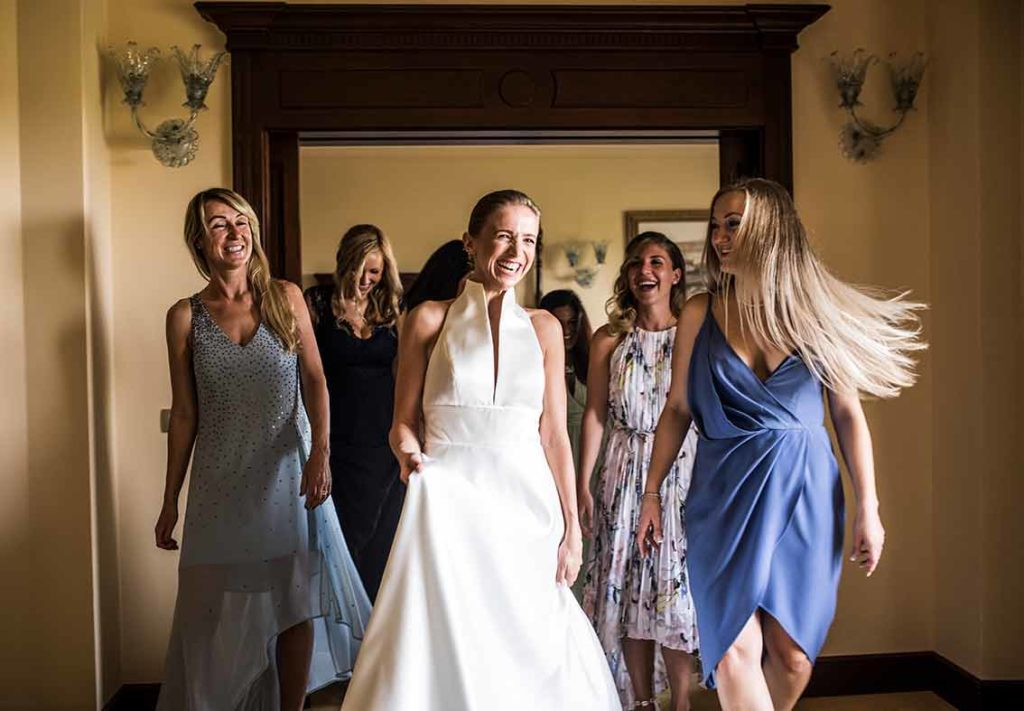 """ALT""Mallorca weddings photographer bridesmaids"