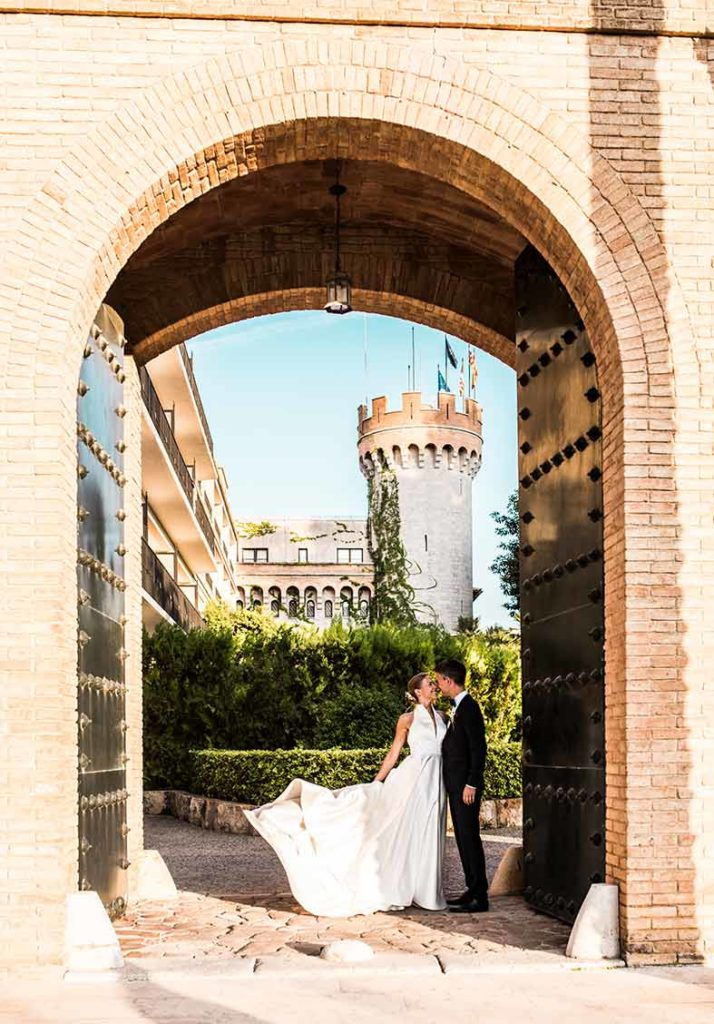 """ALT""Mallorca weddings photographer castle"