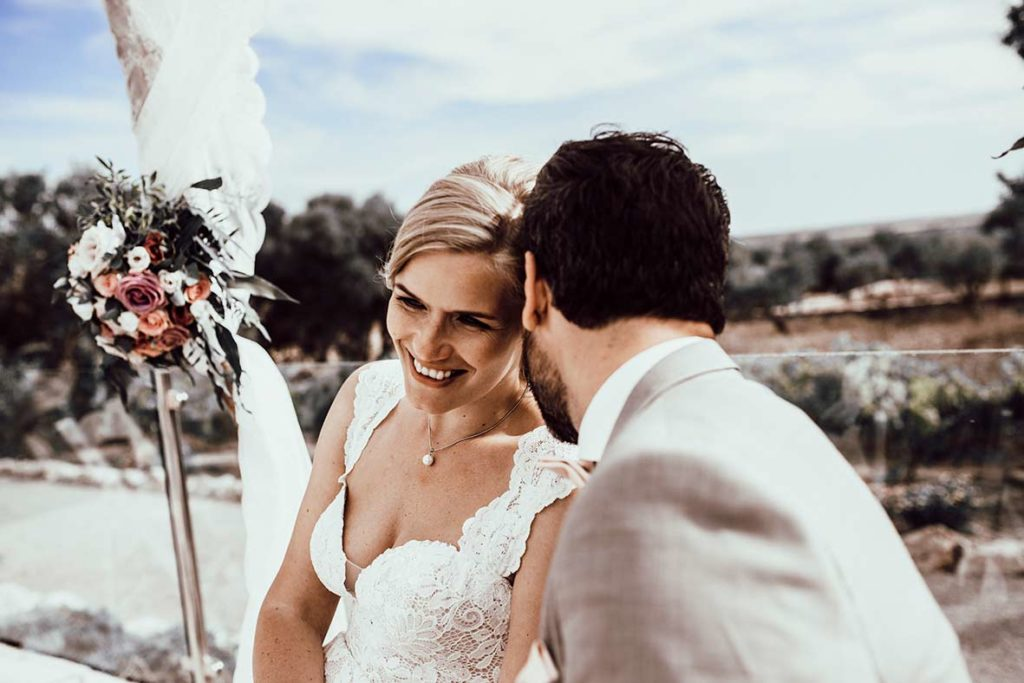 wedding photographer mallorca ceremony
