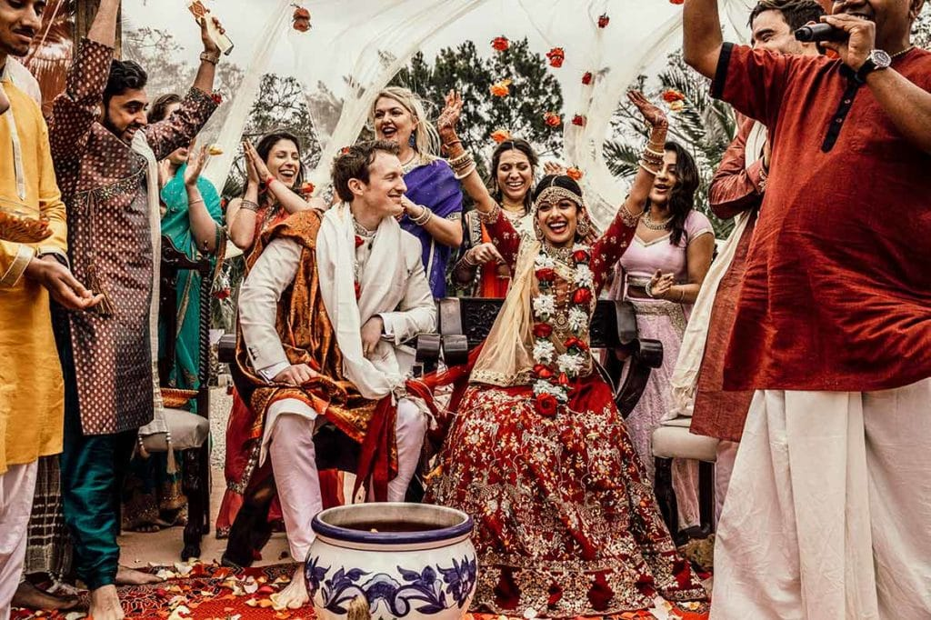 """ALT""awards photographer in Mallorca indian wedding"