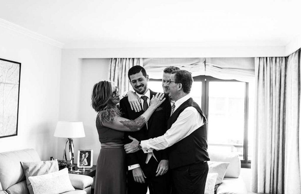 finca wedding mallorca family