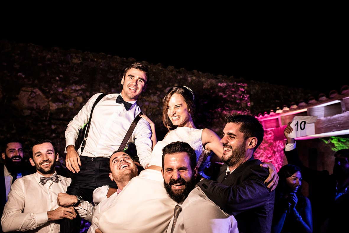 wedding photographer in mallorca dance