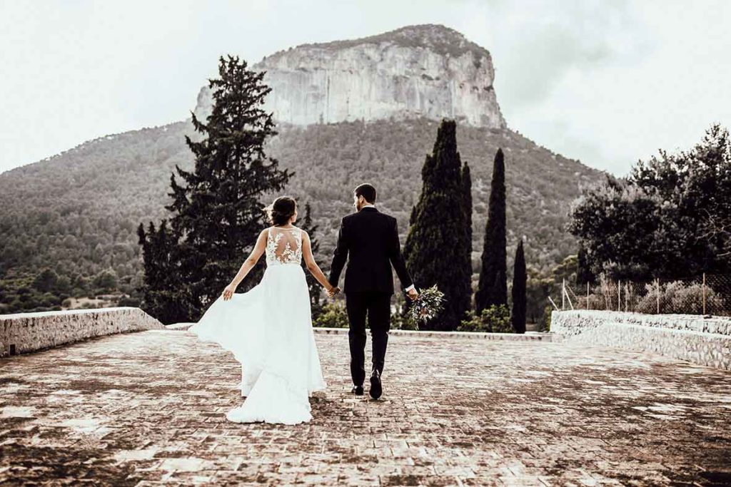 """ALT""incredible weddings in Mallorca Son Berga"