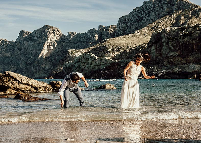 photographer couple mallorca