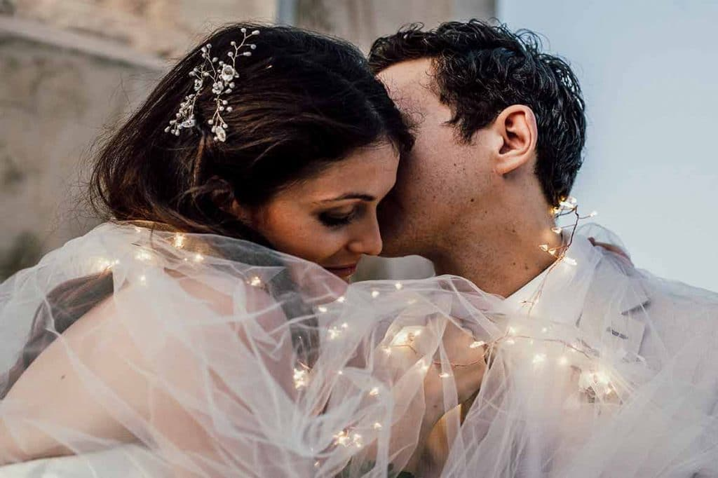 """ALT""postwedding in mallorca lights"