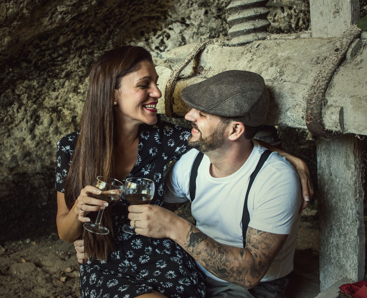 Pre-wedding Mallorca photographer Notebook