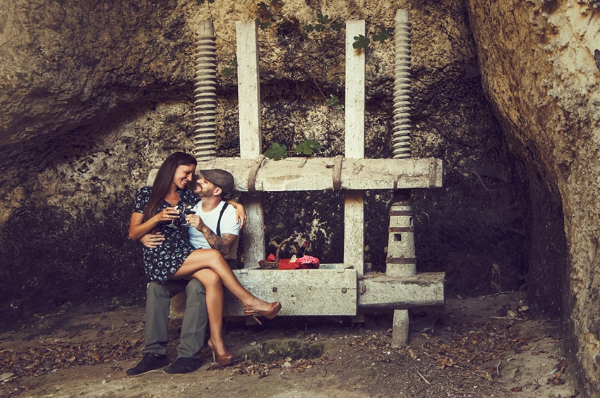 Pre-wedding Mallorca Inma del Valle photographer