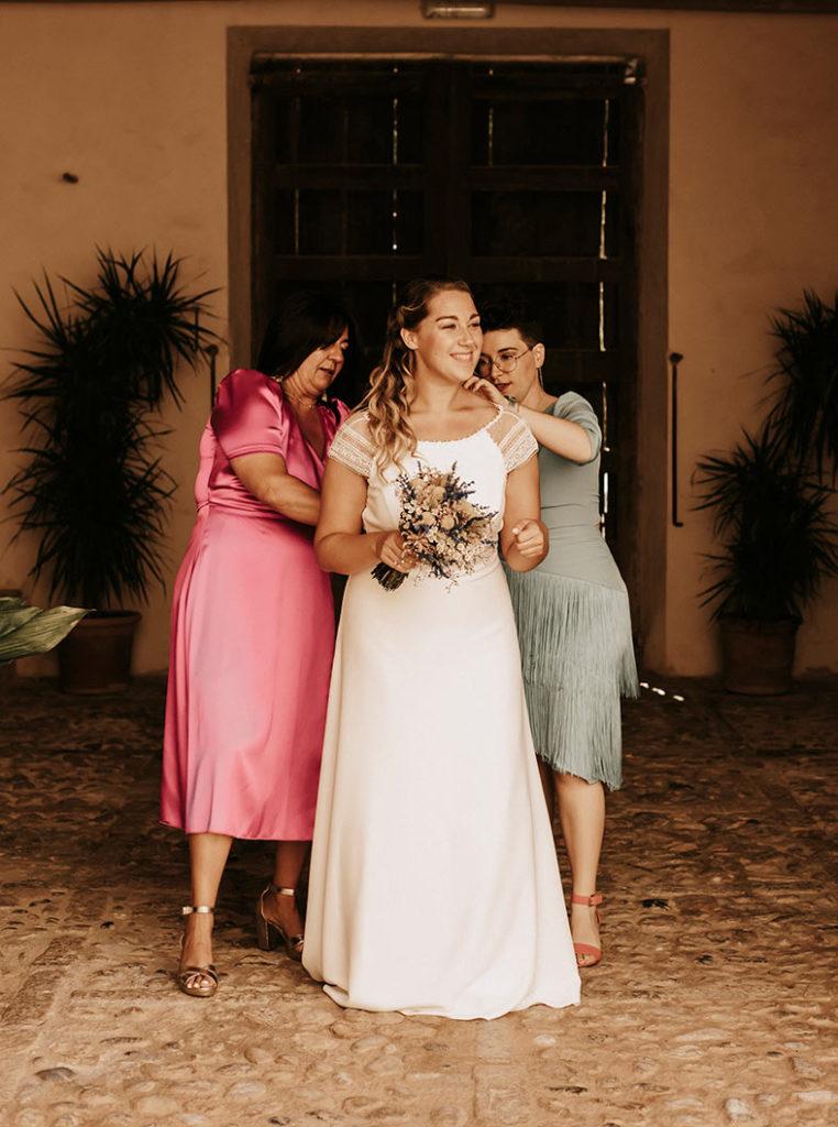 """""""ALT""""wedding in finca morneta bride"""""""